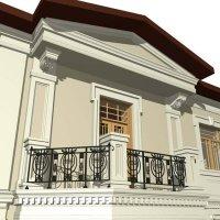balkon dyzajn