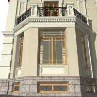 dyzajn fasadu