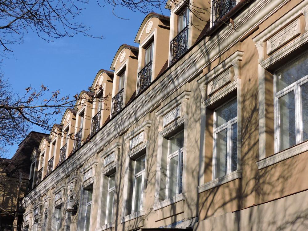 Декор фасаду у Берегово