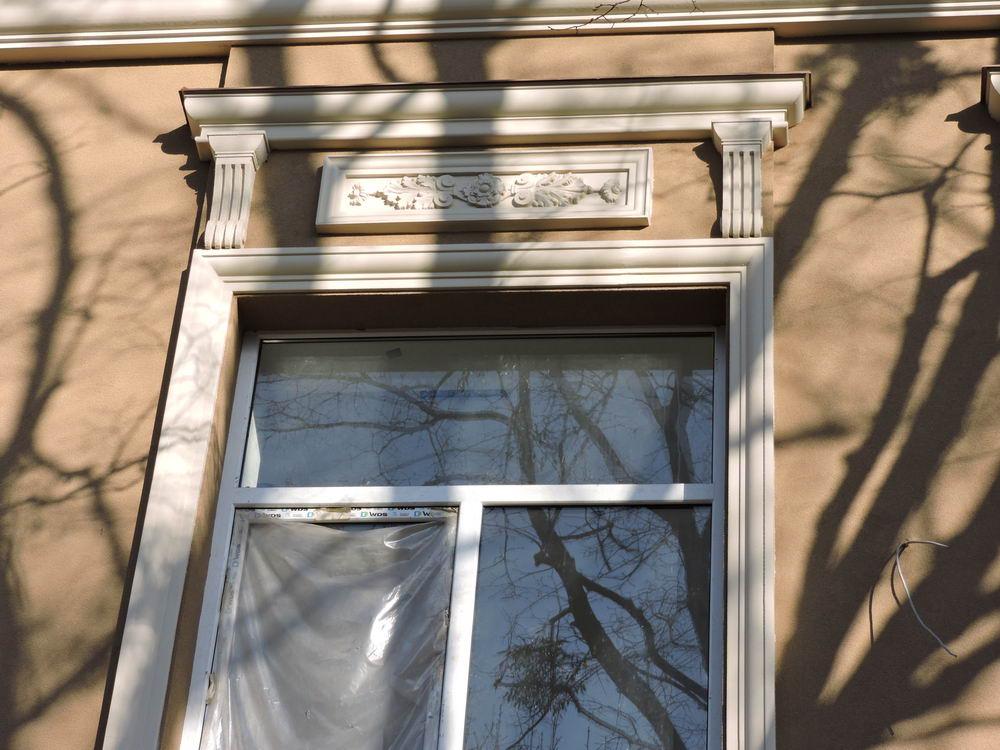 Декор вікна
