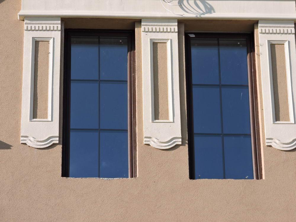 Декор фасаду