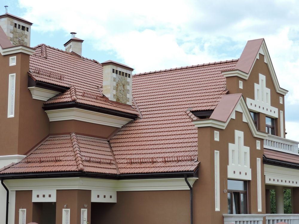 ozdoblennia fasadu