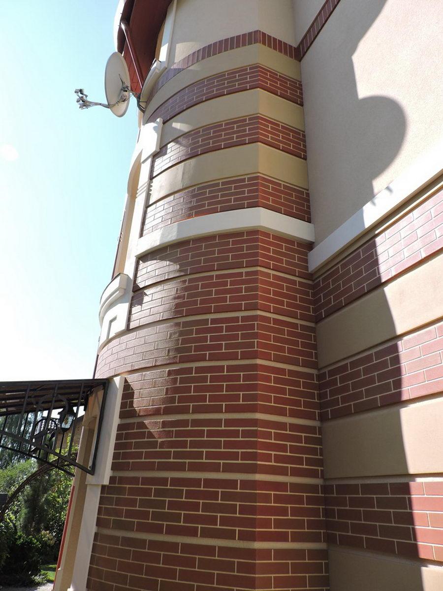 Гнучкі фасадні панелі